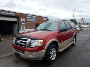 FORD EXPEDITION 2007 AUTOMATIQUE 4*4 EDDIE BAUER