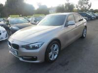 2013 BMW 3 Series 2.0 318d Sport 4dr (start/stop)