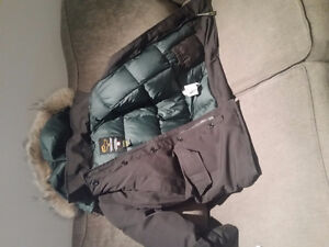 Canada Goose down filled parka