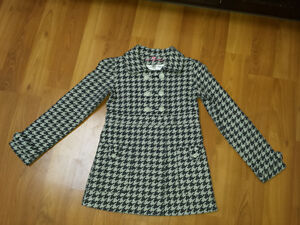 Seven For All Mankind Girls Winter Coat - Size Small