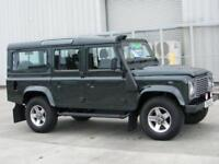 LANDROVER DEFENDER 110 LWB COUNTY 7 SEATS NO VAT