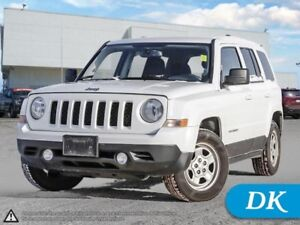 2014 Jeep Patriot North Edition w/ Moonroof, Premium Sound, Blue