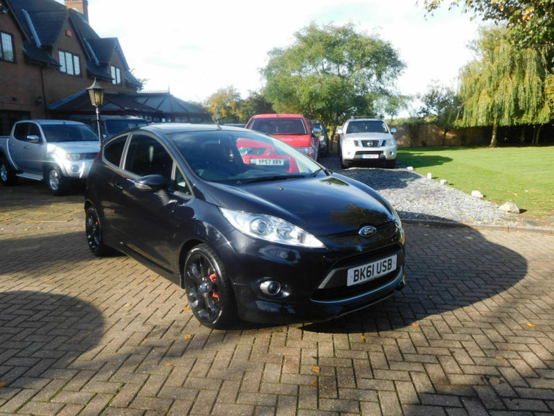 2011 61 Reg Ford Fiesta 1.6 ( 134ps ) Metal 23000 Miles !!