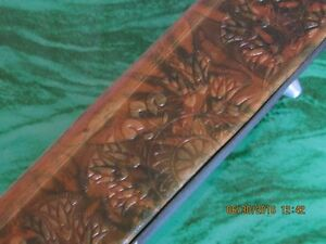 Vintage Swiss-made Egyptian art leather misic box, like new West Island Greater Montréal image 5