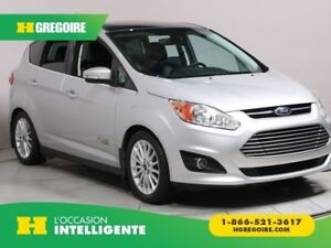 2015 Ford C-MAX SEL HYBRIDE CUIR TOIT NAV MAGS BLUETOOTH