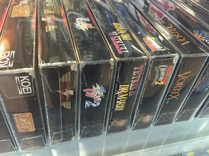 TONS of Retro Video Games at Got Item! Games in Amherst, NS
