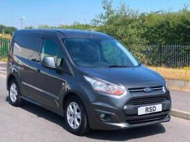 2015 15 Ford Transit Connect 1.6TDCi ( 115PS ) 200 L1 Limited - NO VAT TO PAY