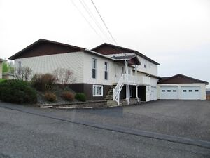 BEAUTIFUL 5 BEDROOM HOUSE/RENTAL INCOME LOCATED IN GRAND FALLS