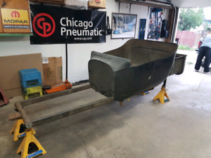 1923 Ford T Bucket project