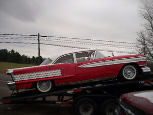 1958 OLDSMOBILE EIGHTY EIGHT sold pending payment