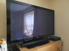 """50"""" Pioneer Plasma TV"""
