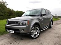 Land Rover Range Rover Sport 3.0TD HSE V6 2010 Grey 4x4 Auto