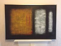 Large Deco Focal Oil Painting