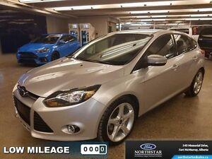 2013 Ford Focus Titanium  - $145.29 B/W - Low Mileage