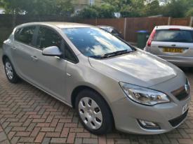 Vauxhall Astra 2011, 1.6i 16v Sri, 5dr hatchback, petrol manual