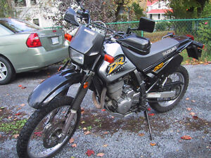Suzuki DR650 Dual Purpose Very Nice Condition