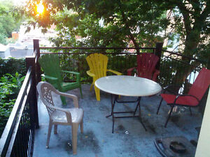 1-month AUGUST room near Berri UQAM or Sherbrooke - sublet