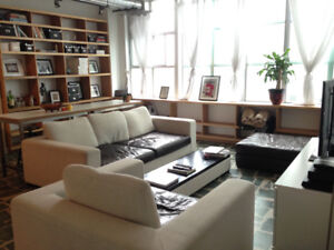 Beautiful Loft for RENT in Yonge and Eglinton