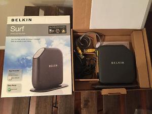 Belkin Surf Router, $20 ono
