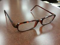 Found Eye Glasses