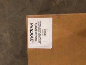 """BNIB Kicker 10"""" Competition Sub and box"""