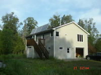 REDUCED Waterfront rear-round cottage - Palmer Rapids