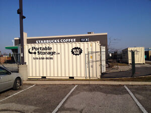 Storage Containers - For Rent or Sale