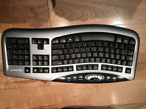 Wireless Microsoft keyboard & mouse