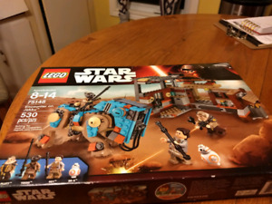 Star Wars Lego Set (new and sealed) now Retired