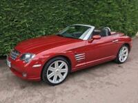 2007 Chrysler Crossfire V6 Auto Convertible Petrol Automatic