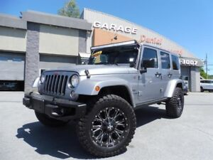 Jeep Wrangler Unlimited SAHARA UNLIMITED VERSION 75TH ANNIVERSAR