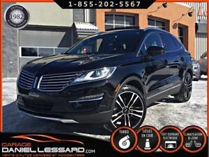 Lincoln MKC ULTRA, 2.3 TURBO,CUIR, TOIT PANO, GPS, FULL !! 2017
