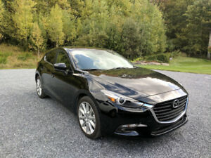 Lease Transfer - $402/month - Mazda 3 GT - 34 months remaining