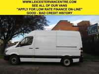 2014 14 MERCEDES-BENZ SPRINTER 2.1 313CDI MWB HIGH ROOF. FACELIFT. 129 BHP. ONLY
