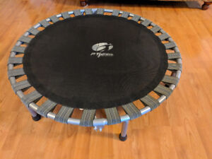 PT Fitness Folding Exercise Trampoline, excellent condition