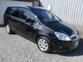 2010 Vauxhall Zafira 1.9 CDTi Elite [120] 5dr Auto 7 SEATS 5 door MPV