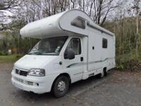 Bessacarr E445 4 Berth with End Washroom And Full Size Cooker For Sale