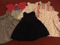 Next dresses 3-6 months