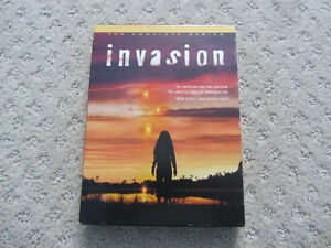 Invasion on DVD - Entire Series
