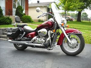 2004 Honda Shadow Aero VT750