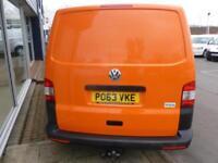 2013 Volkswagen TRANSPORTER T5 T32 140 TDI S/LINE Van *ex RAC* Manual Medium Van