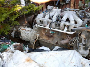 92-96 ford f150 4x4 parts