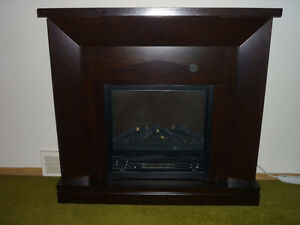 Slyvania Electric Fireplace