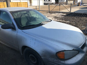 2005 Pontiac Grand Am Sedan