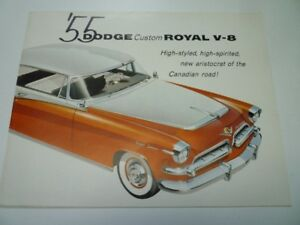 dodge custom royal