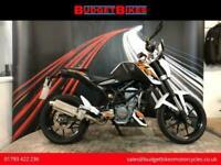 2013 63 KTM 125 DUKE 125CC 125 DUKE 13