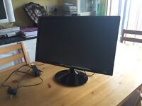 "21"" Samsung Monitor, New HDMI cable included"