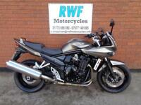 Suzuki GSF 1250 BANDIT, 2012, ONLY 1 OWNER FROM NEW & 13,293 MILES, FULL MOT