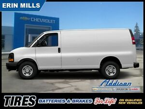 2017 Chevrolet Express Cargo Van WT  -  Power Windows -  Power D
