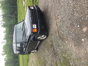 2000 Land Rover Discovery hse SUV, Crossover